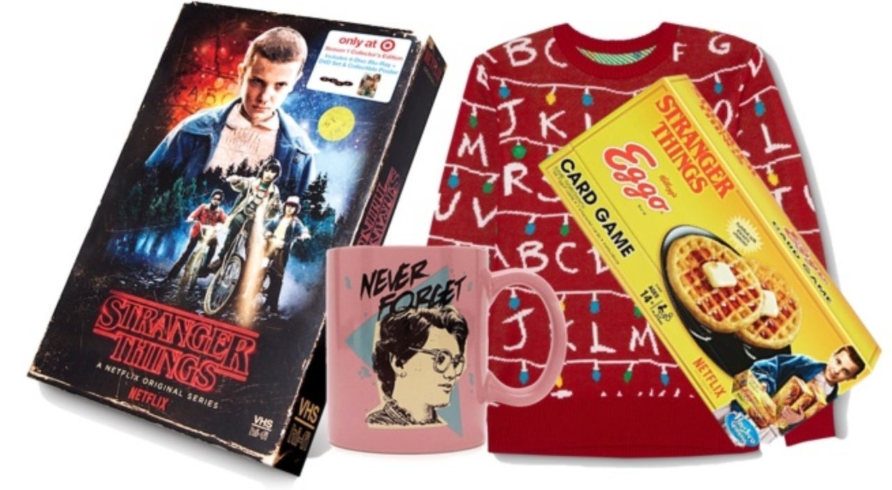 The Best Of Targets Stranger Things Collection