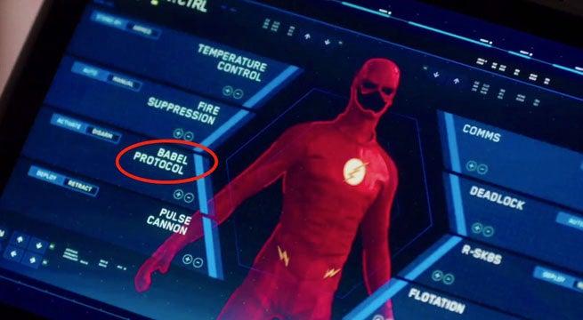 the flash babel protocol