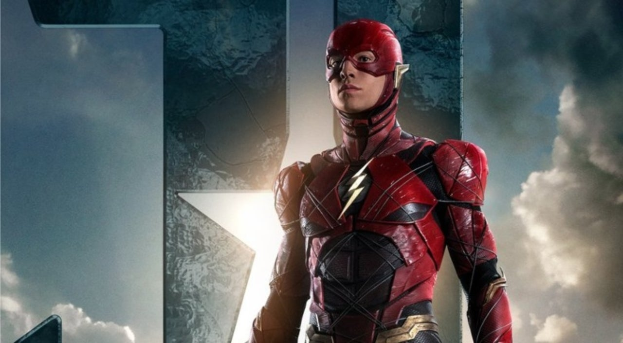 The Flash Is Still A Student In 'Justice League'