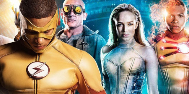 the flash legends of tomorrow wally west