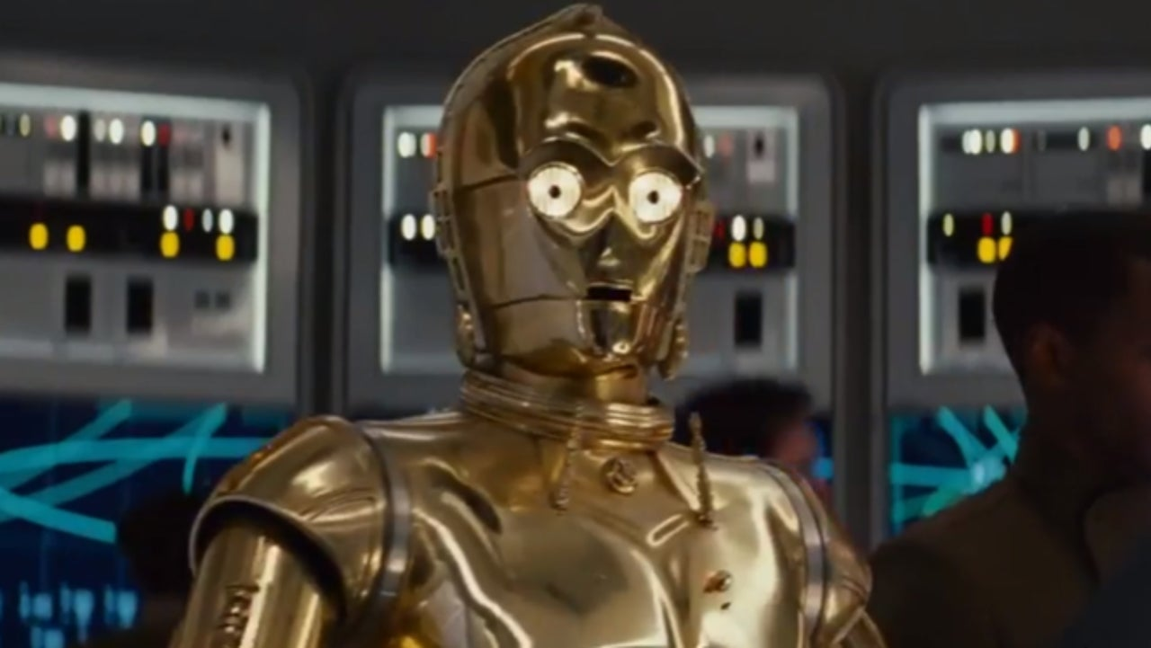 Star Wars: Anthony Daniels Warns Fans of Autograph Forgeries
