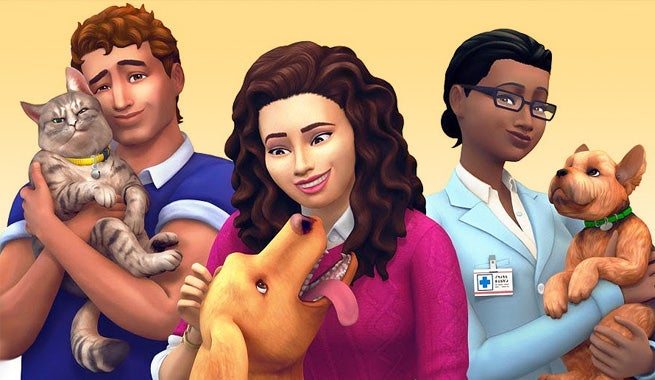 The Sims Cats & Dogs