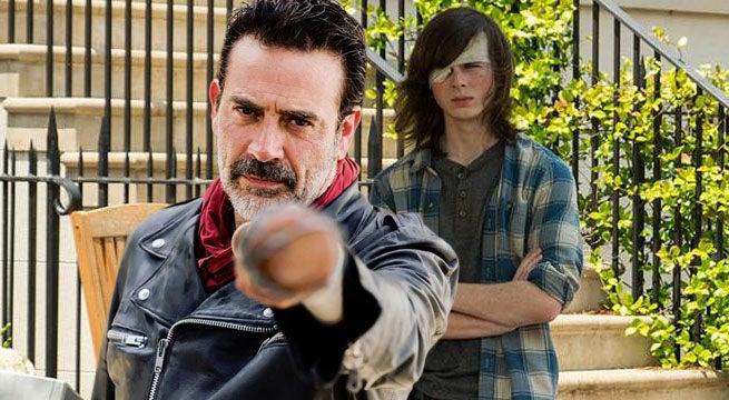 The-Walking-Dead-Carl-Negan
