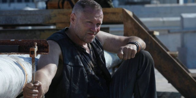 The Walking Dead Michael Rooker