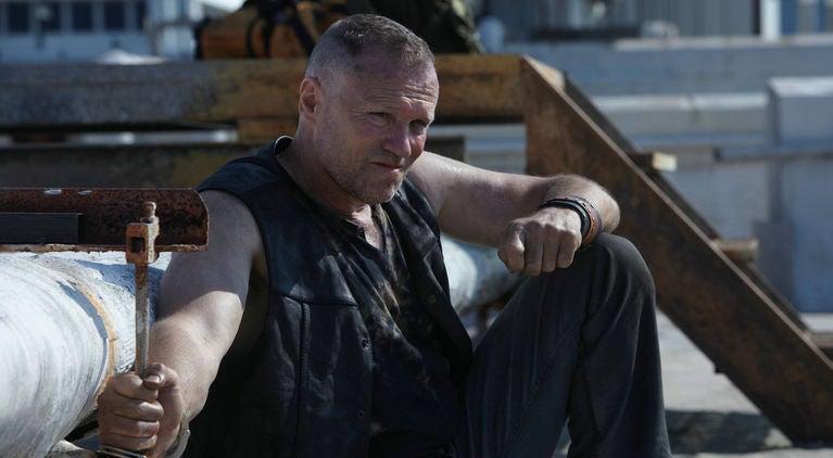 The Walking Dead Michael Rooker