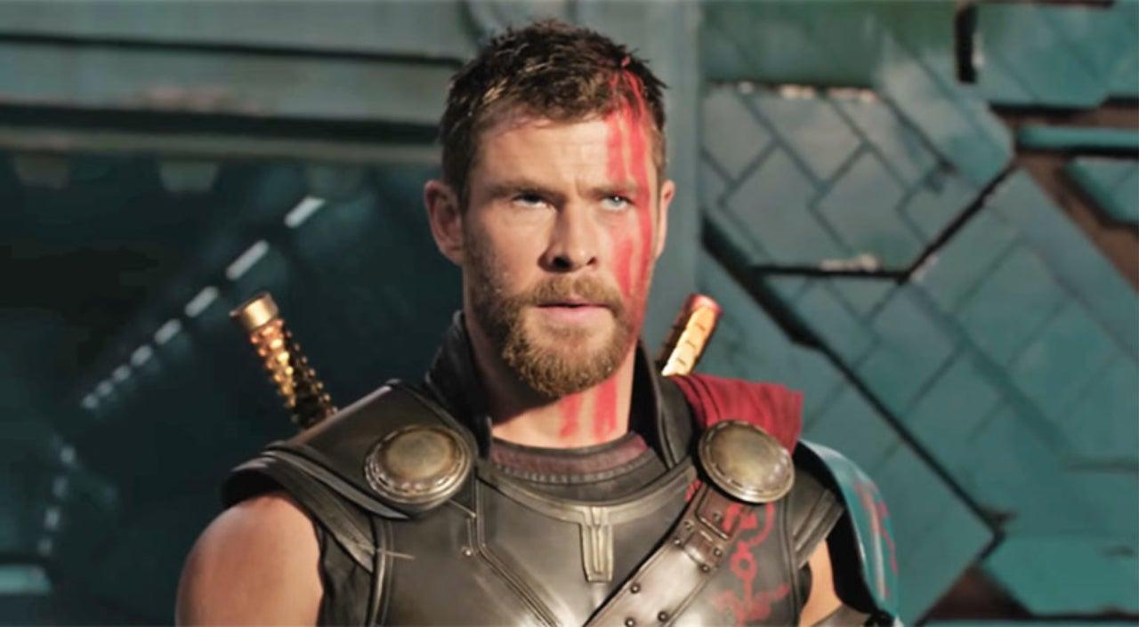 Chris Hemsworth Talks Reasoning Behind Thor S Haircut In