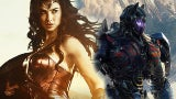 Transformers 5 vs Wonder Woman Home Video Sales