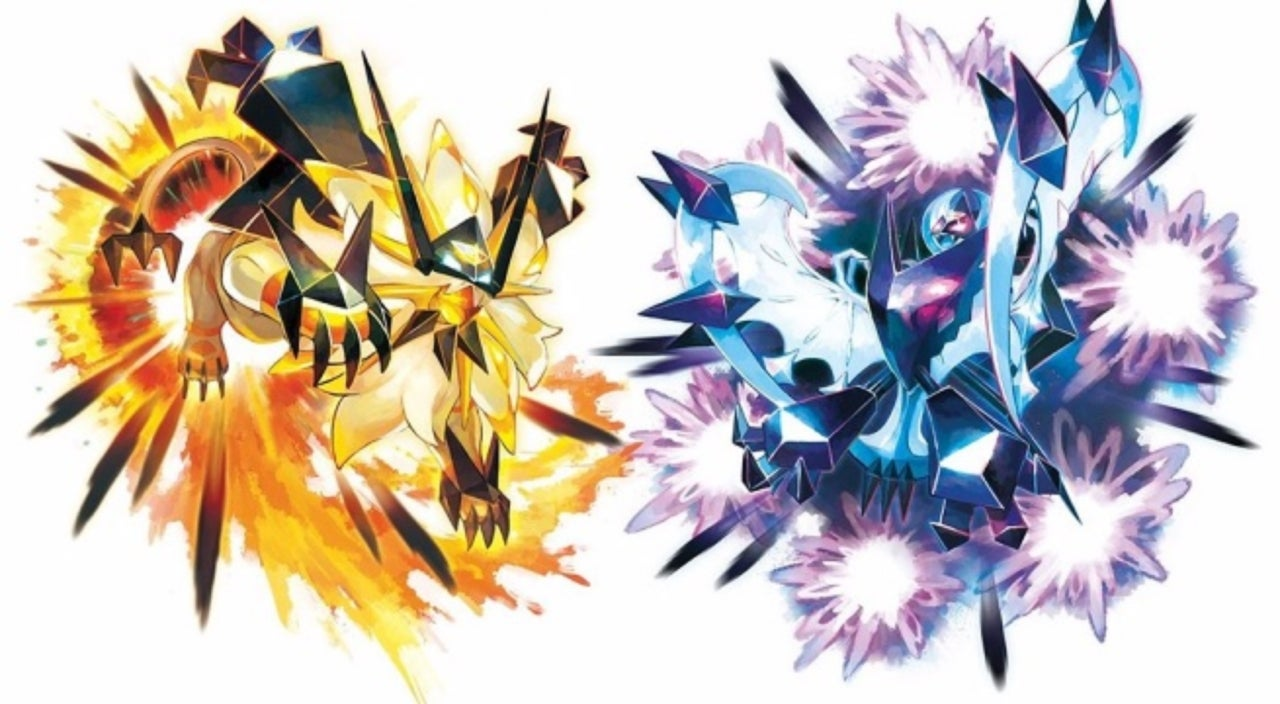 pokemon ultra sun and moon version exclusives