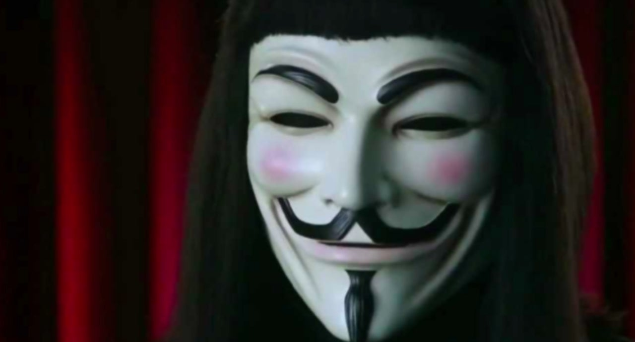 V For Vendetta' May Be Getting A Live-Action TV Series