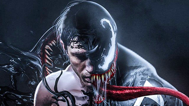 Venom Tom Hardy Motion Capture
