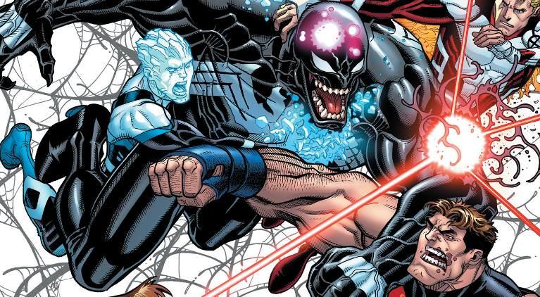 Venom X-Men Poison X