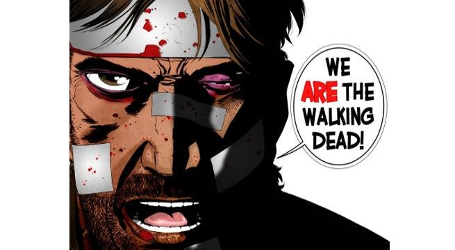 Walking Dead Comic Book Ending Rick Grimes Death