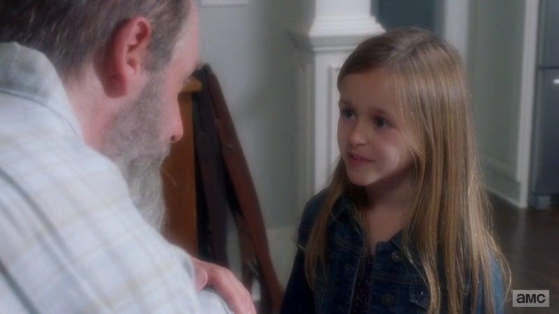 Walking Dead Season 8 Old Man Rick Timeline