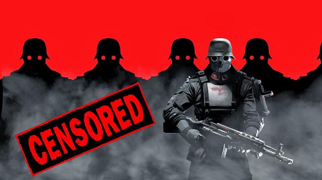 Wolfenstein Censored