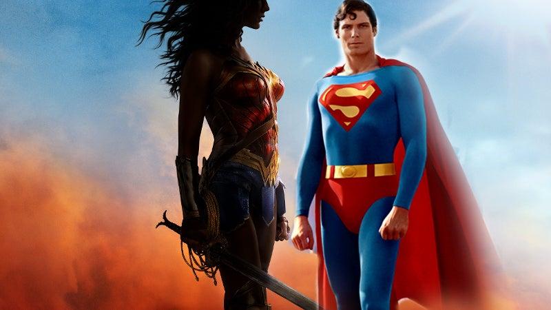 Wonder Woman Patty Jenkins Richard Donner Baton Passing