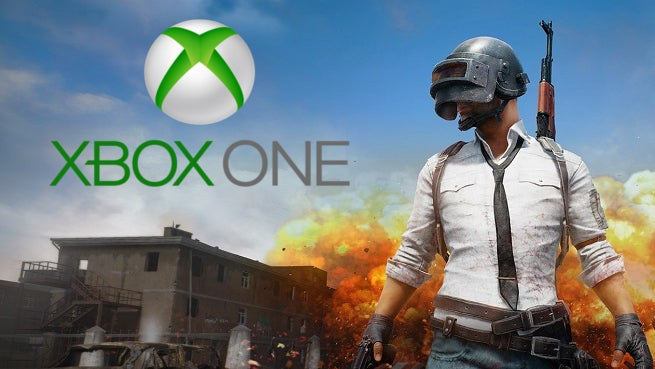 Xbox One PlayerUnknowns Battlegrounds