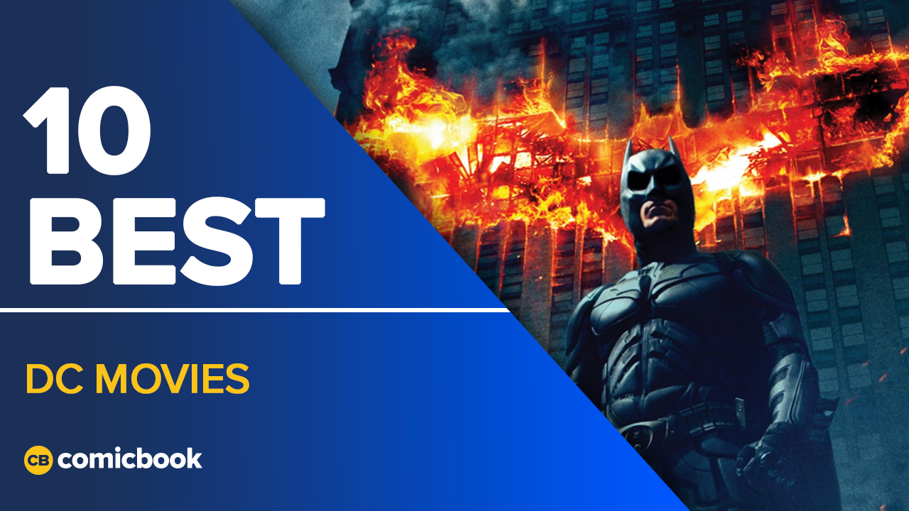 10 Best DC Movies