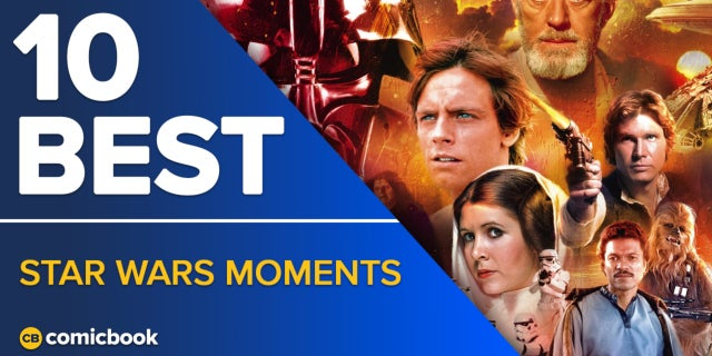 10 Best Star Wars Moments
