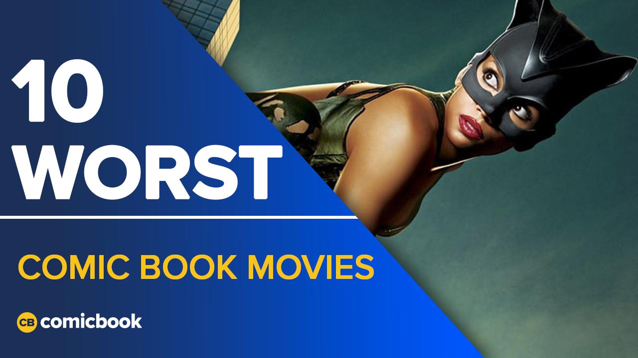 10 Worst Superhero Movies