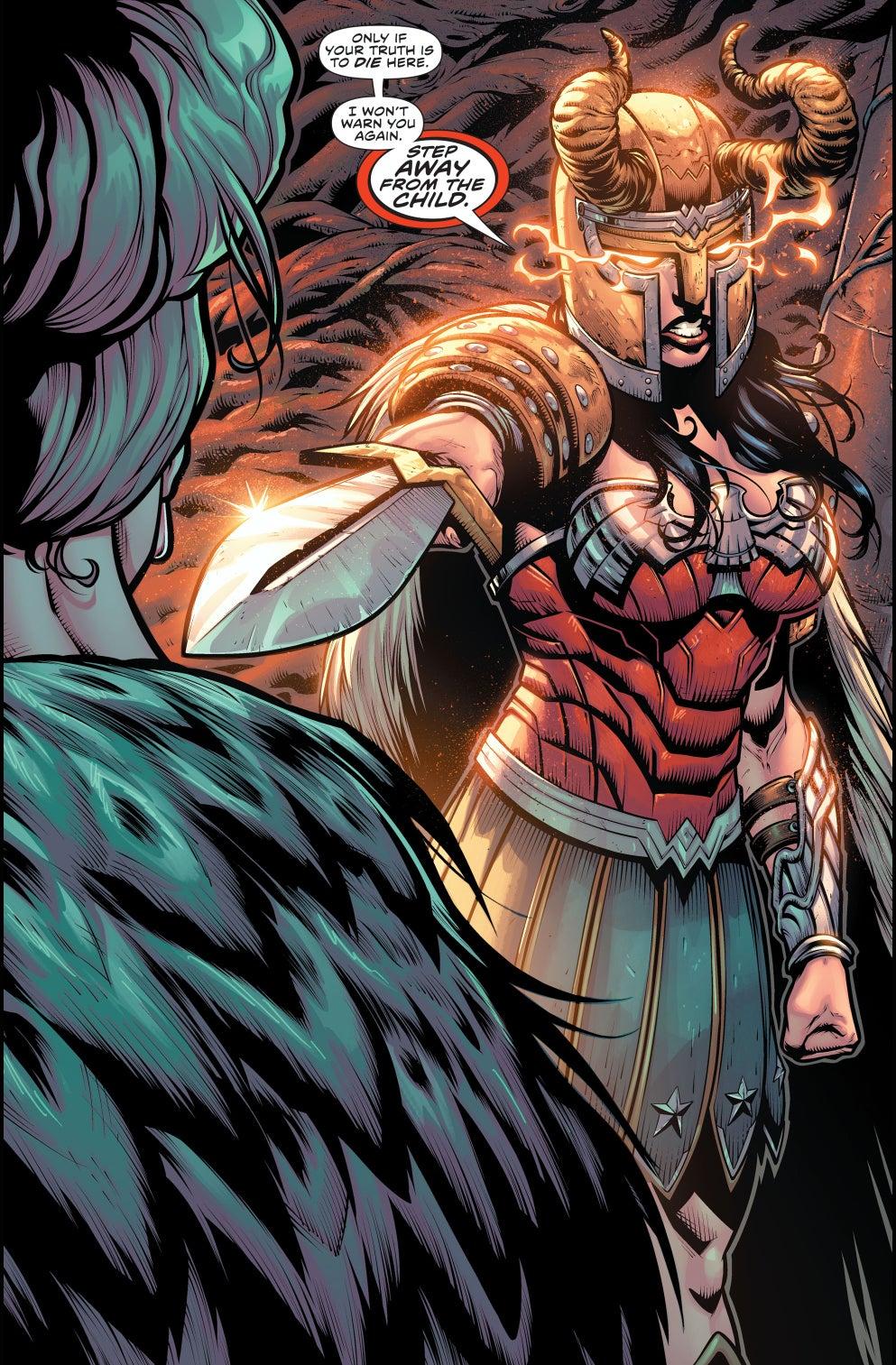 2 - goddess of war
