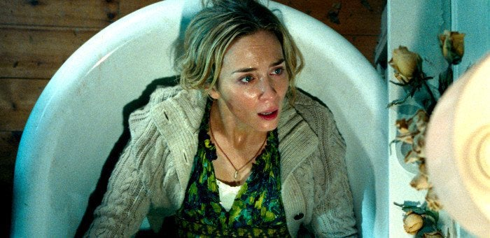 a quiet place movie trailer 2018 emily blunt