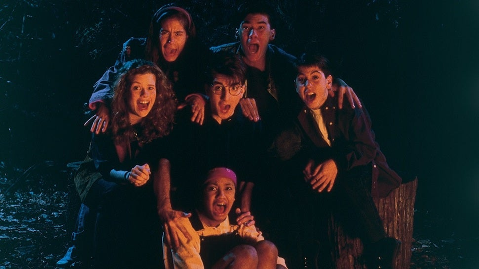 are you afraid of the dark tv show nickelodeon