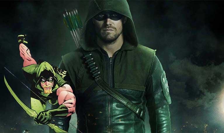 arrow season 6 comic book green arrow