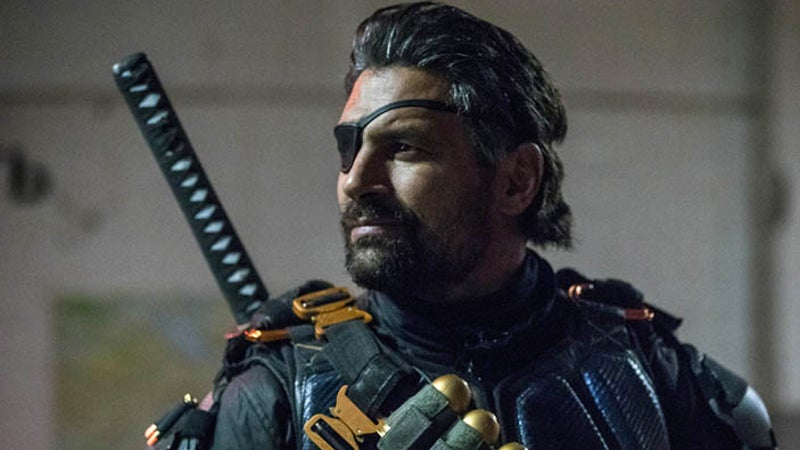 Arrow Season 6 Promises Kept Deathstroke Flashbacks