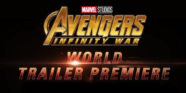 Avengers 3 Trailer GMA