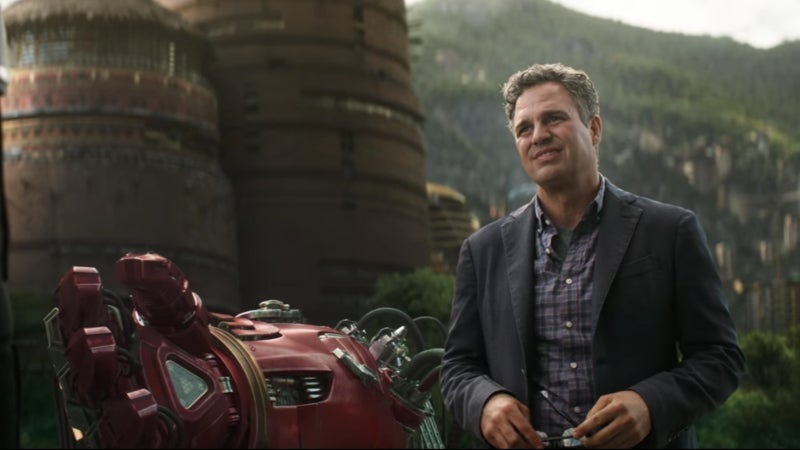 Avengers Infinity War Hulkbuster Wakandar