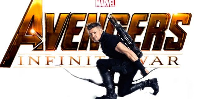 Avengers Infinity War Photo Hawkey Mohawk