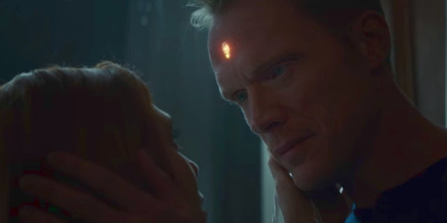 Avengers Infinity War Trailer - Vision Human Form