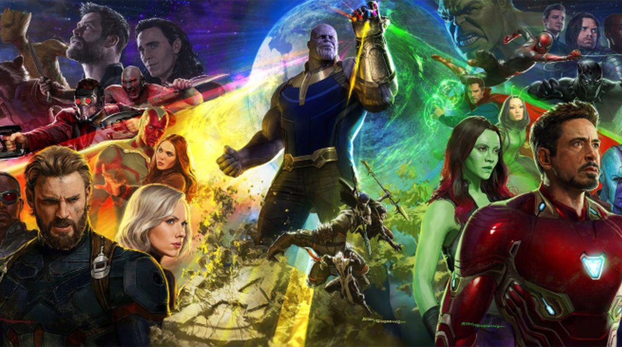 avengers: infinity war' is top trailer of the year on youtube