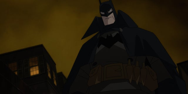 Batman Gotham By Gaslight Movie