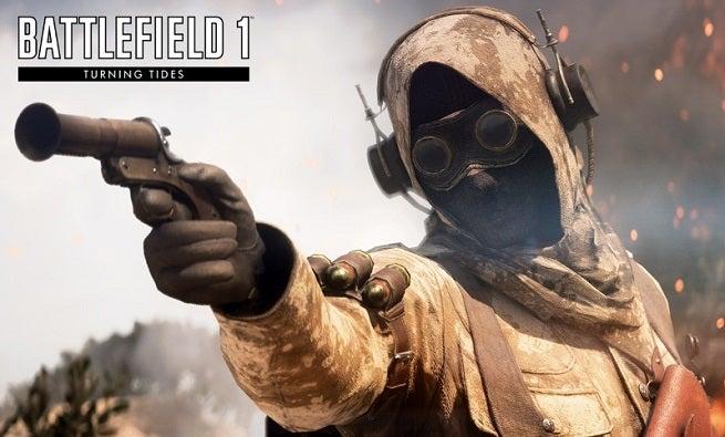 Battlefield 1 Turning Tides