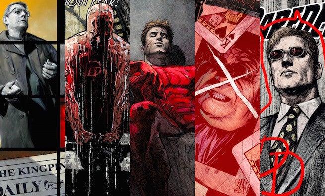 Bendis Legacy - Daredevil