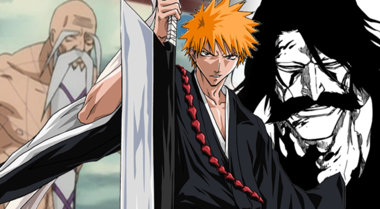 5 Strongest 'Bleach' Characters