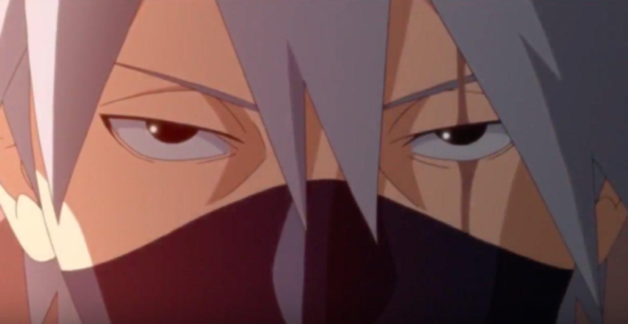 'Naruto' Art Imagines Kakashi's Perfect Villain Look