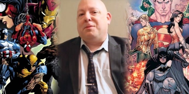 Brian Michael Bendis DC Comics