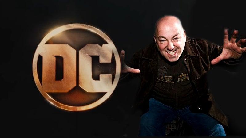 Brian Michael Bendis DC Films Movies Animation