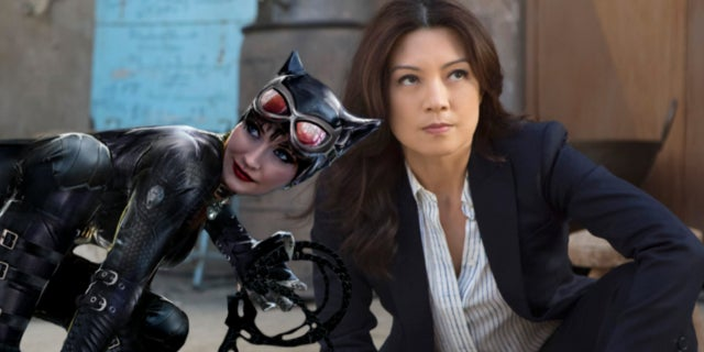 Catwoman Ming-Na Wen