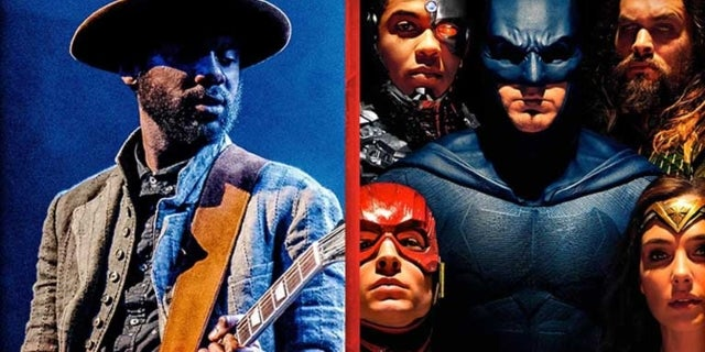 come together justice league gary clark jr