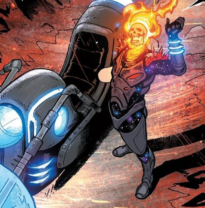 Cosmic Ghost Rider Thanos 13