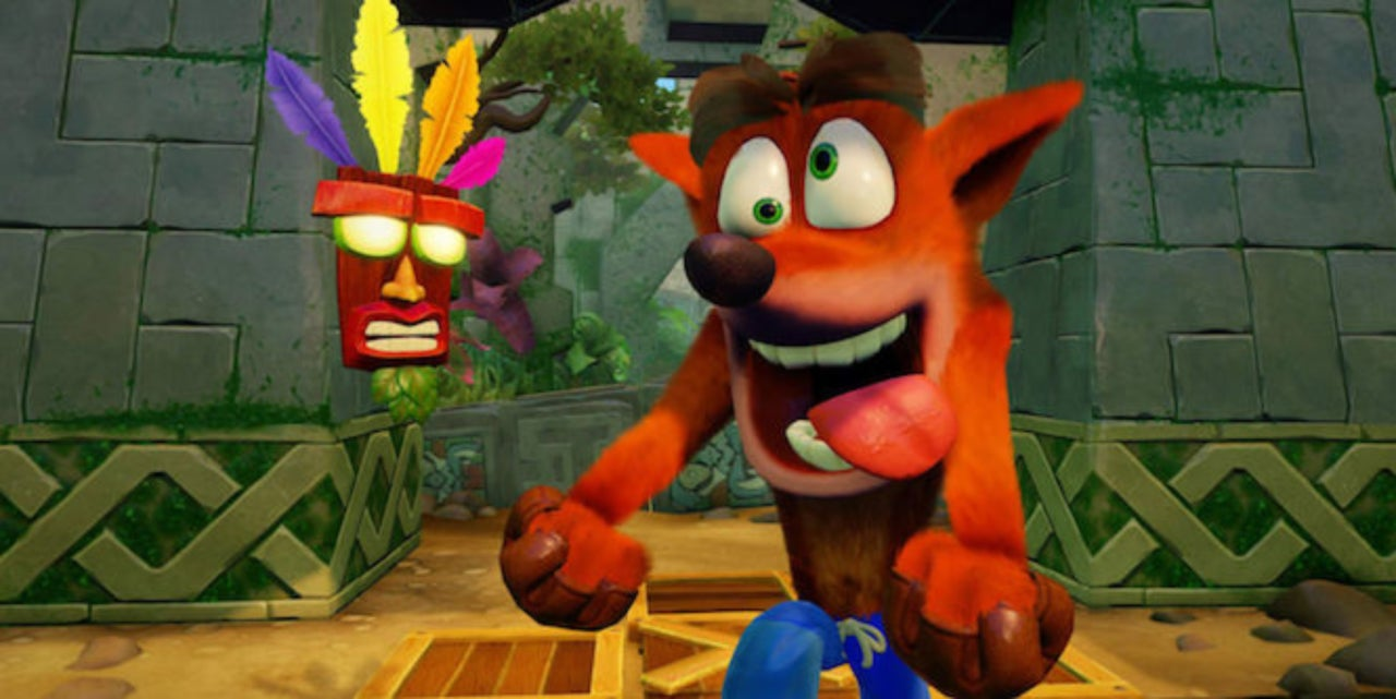 Crash Bandicoot Christmas.It S A Crash Bandicoot Christmas With A Number Of Holiday Offers