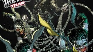 Dark Nights: The Batman Who Laughs #1