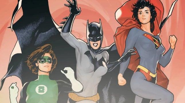 dc comics earth 11