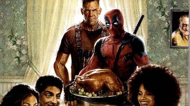 Deadpool 2 Teaser Poster