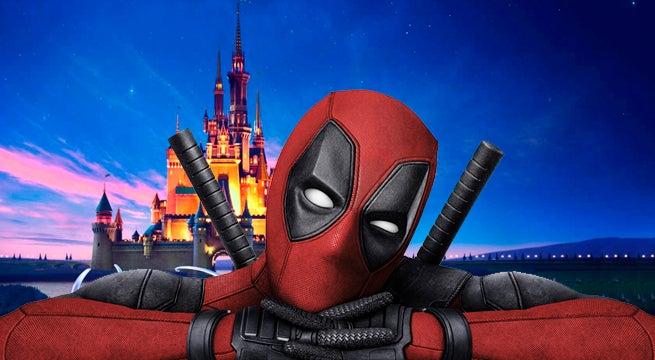 Disney-Deadpool