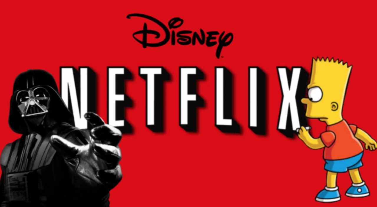 Disney vs Netflix