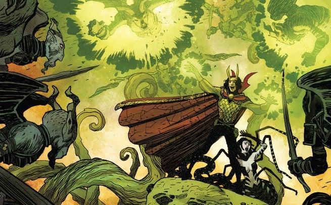 Doctor Strange #381 Review - Bleeker